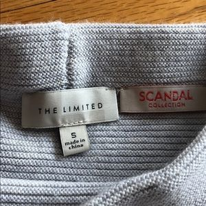 """The Limited Sweaters - The Limited """"Scandal"""" Collection Sweater"""